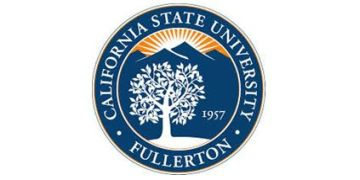 Logo for California State University, Fullerton